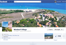 Windsurf Village su Facebook