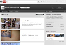 G'Studio Solutions su Youtube